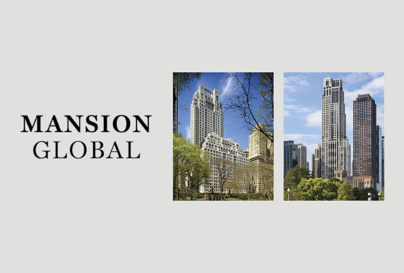Robert A.M. Stern Architects Featured in Mansion Global