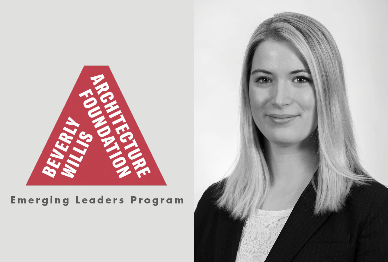 Caitlin Getman Selected for BWAF Emerging Leaders Program