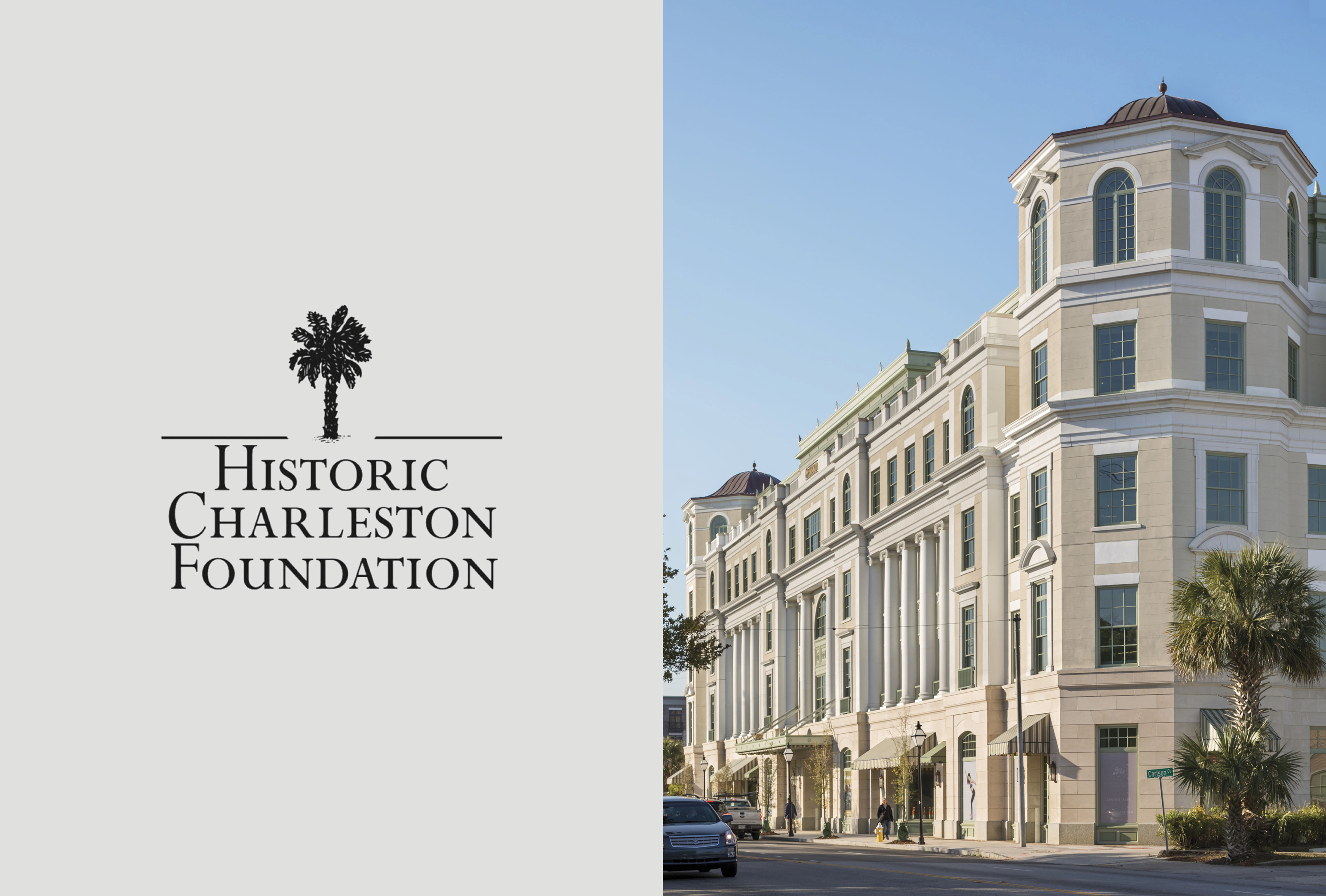 Courier Square Honored With Historic Charleston Foundation Award