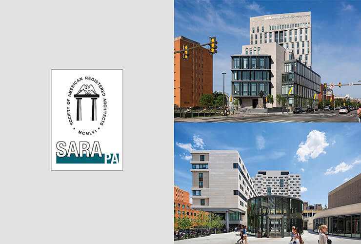 RAMSA Wins Two SARA PA Design Awards
