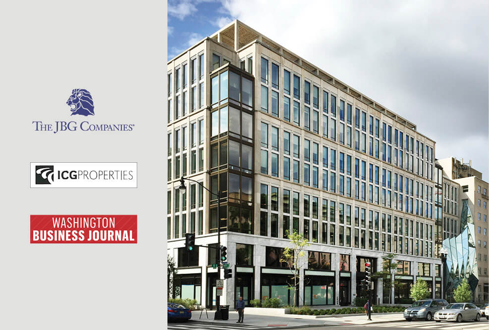 900 16th Street NW Named Best New Office Development of 2016