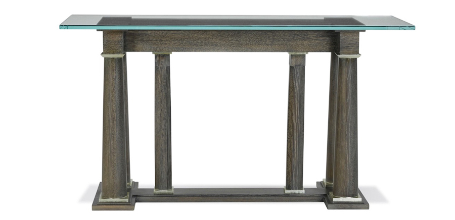 <p><span><span><span><span><span><span>Pitman Column Console Table designed by RAMSA for Ferrell Mittman. Photograph Ferrell Mittman, 2020. </span></span></span></span></span></span></p>
