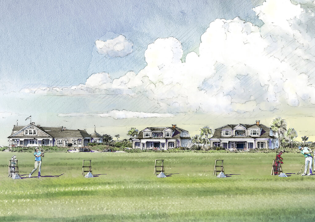 Cottages at the Ocean Course