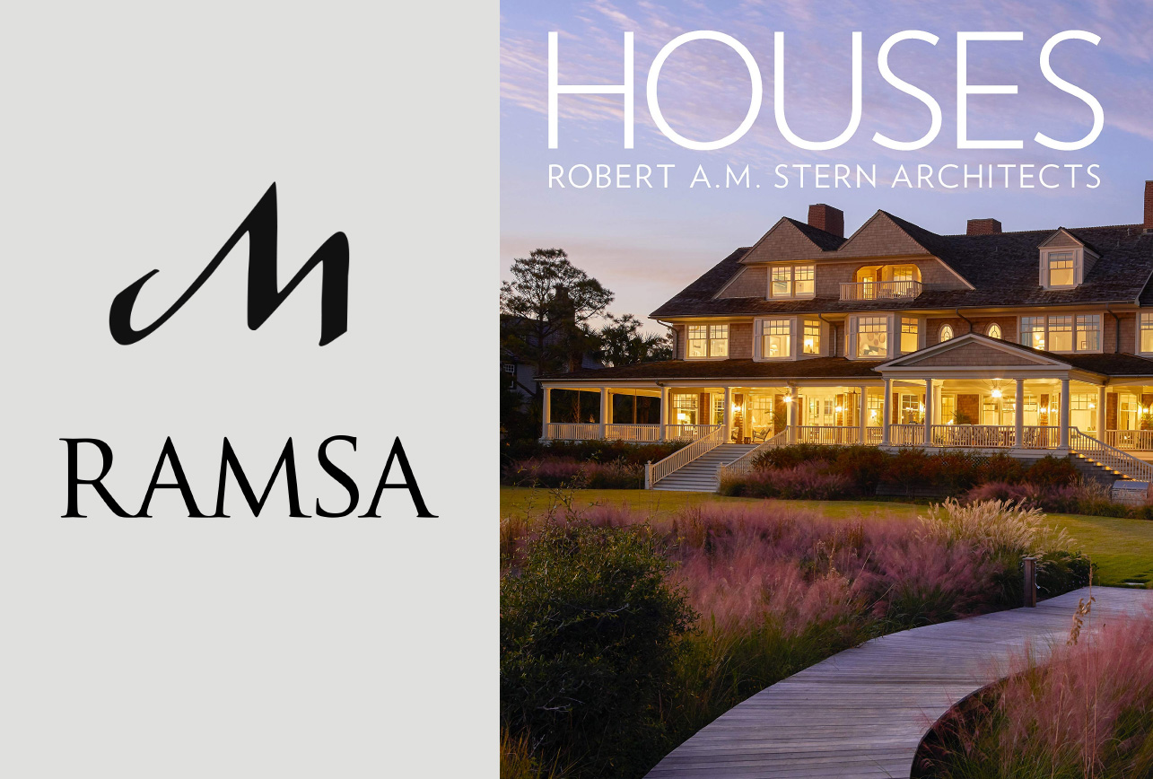 Houses: Robert A.M. Stern Architects Released by The Monacelli Press