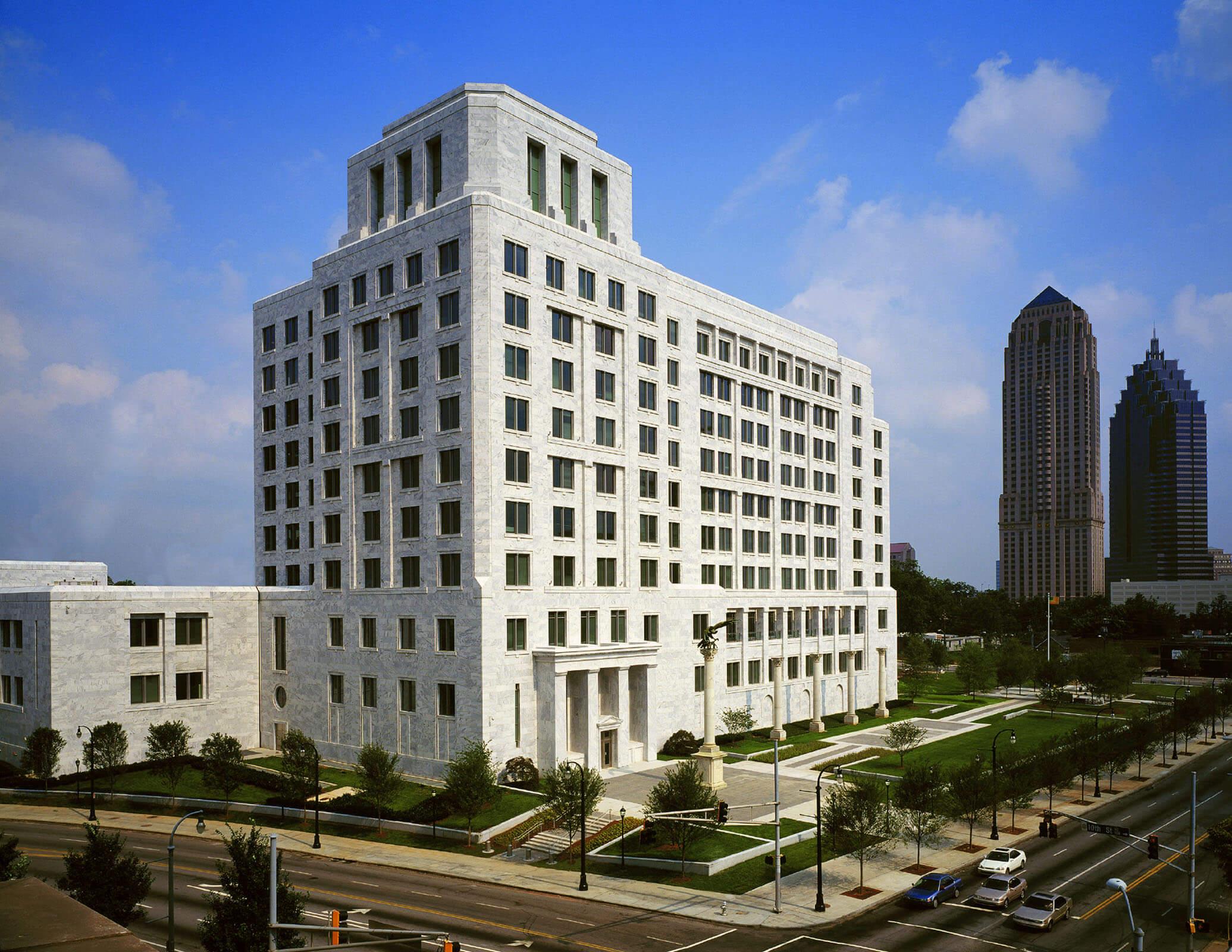 The Federal Reserve Bank of Atlanta — Robert A M  Stern