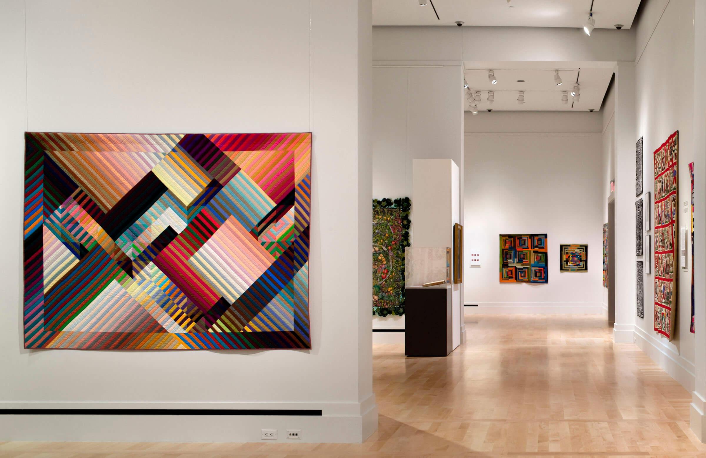 International Quilt Study Center And Museum Robert Am Stern