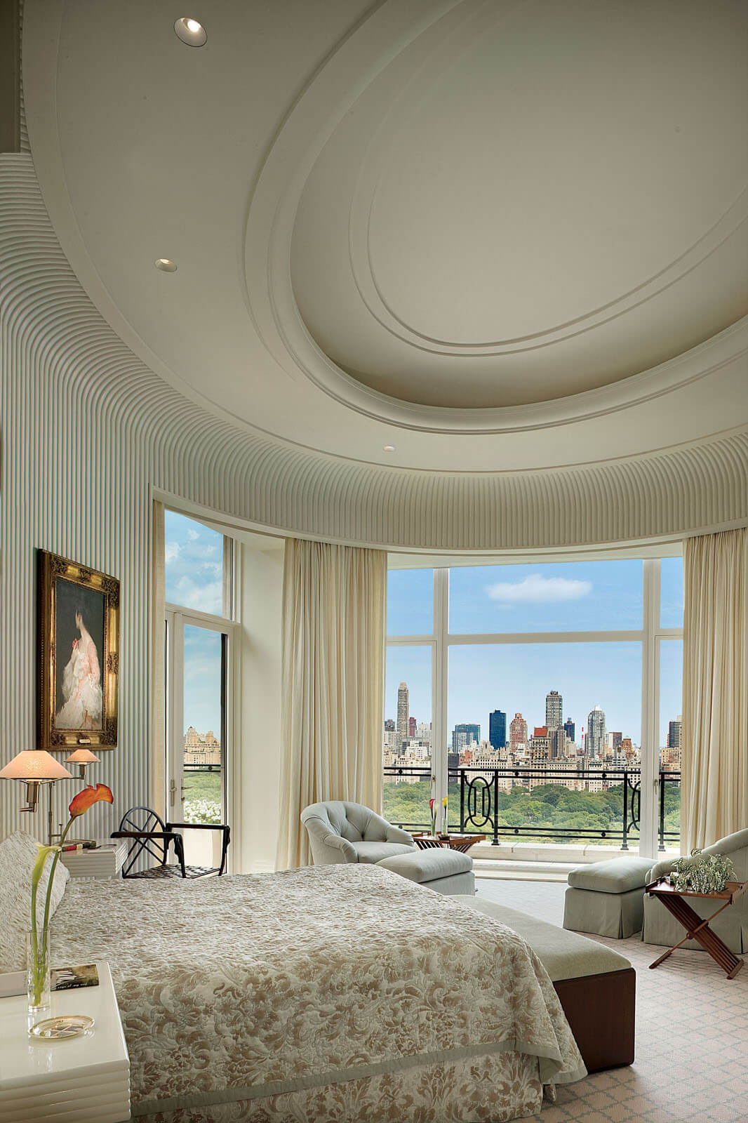 Penthouse At 15 Central Park West Robert A M Stern