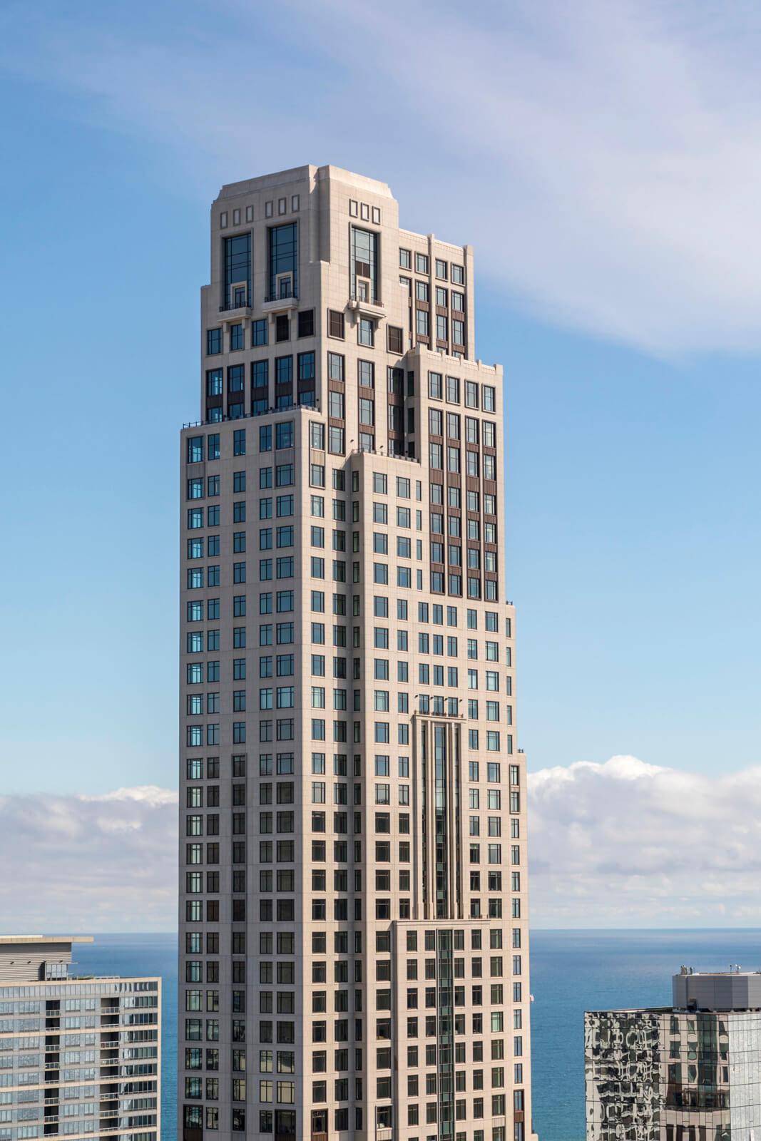 One Bennett Park — Robert A.M. Stern Architects, LLP