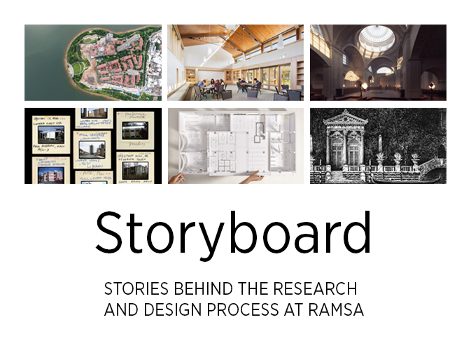 RAMSA Launches Storyboard