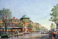 Downtown Darien Development