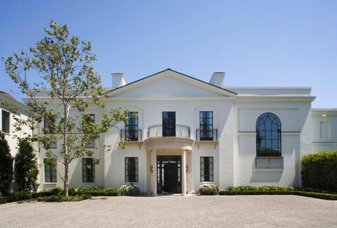 Residence in California
