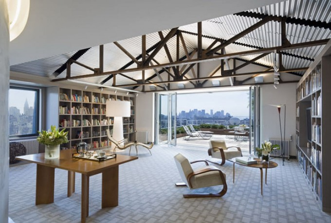 Writers' Penthouse