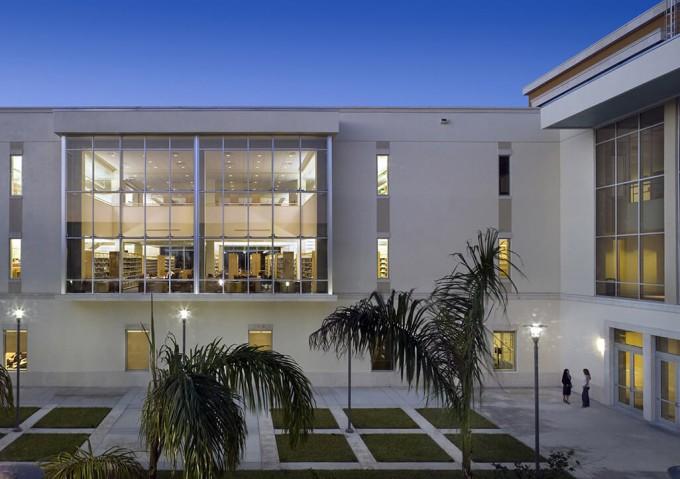 Díaz-Balart Hall