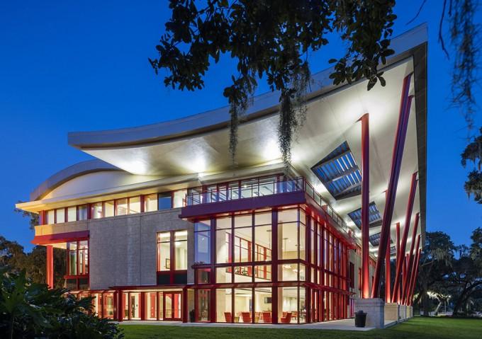 Becker Business Building