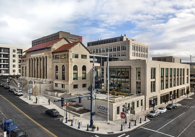 UConn Downtown Hartford Campus