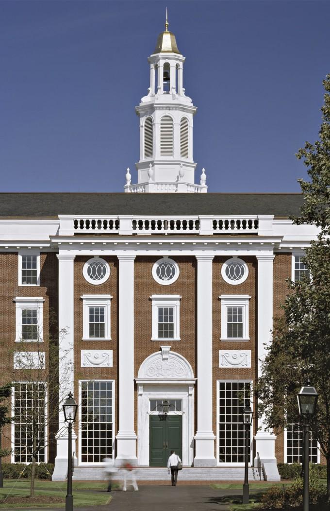 Baker Library   Bloomberg Center