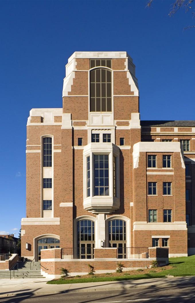 Weill Hall, Ford School of Public Policy