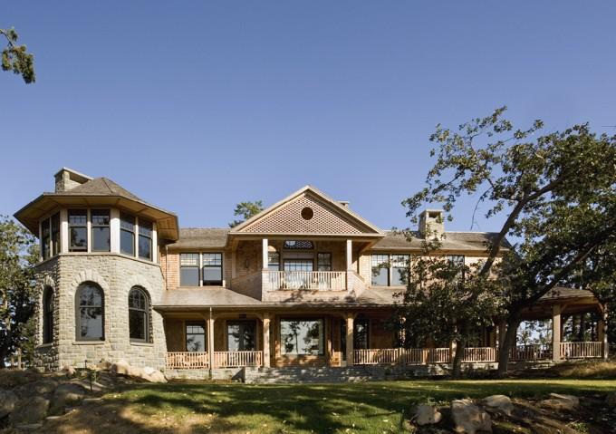 Residence on Salt Spring Island