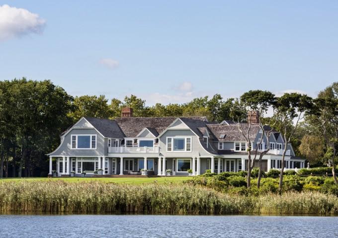 House on Georgica Cove
