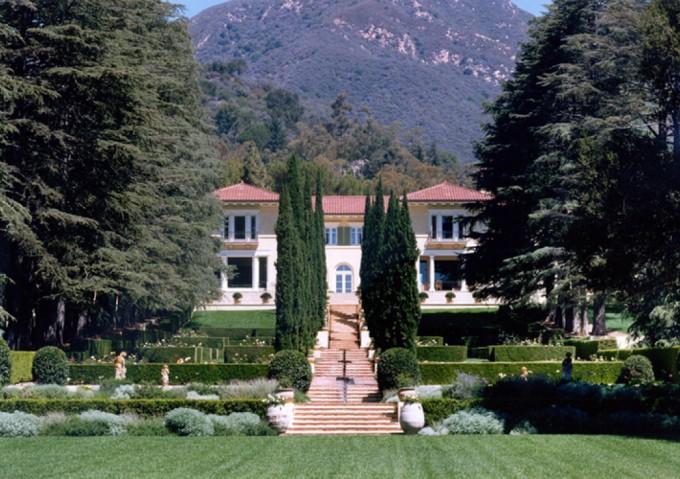 Residence in Montecito