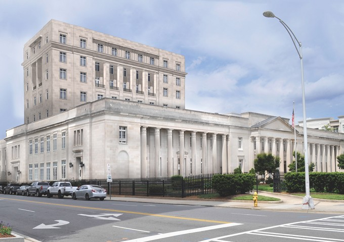 Charles R. Jonas Federal Building and U.S. Courthouse