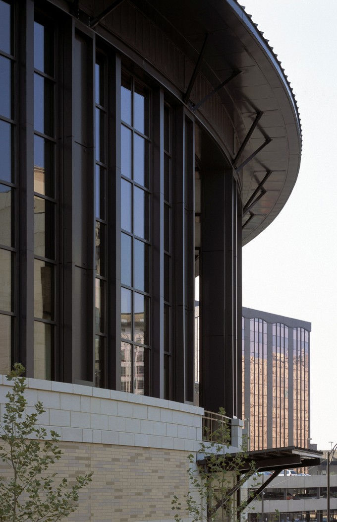 Frank J. Battisti and Nathaniel R. Jones Federal Building and U.S. Courthouse