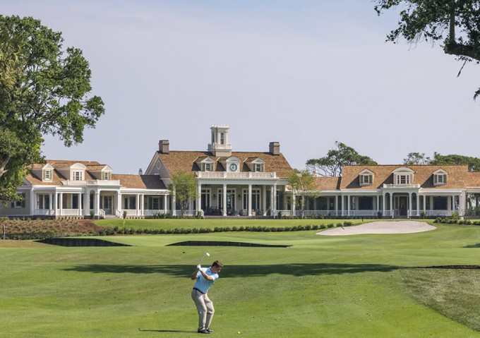 Cougar Point Clubhouse