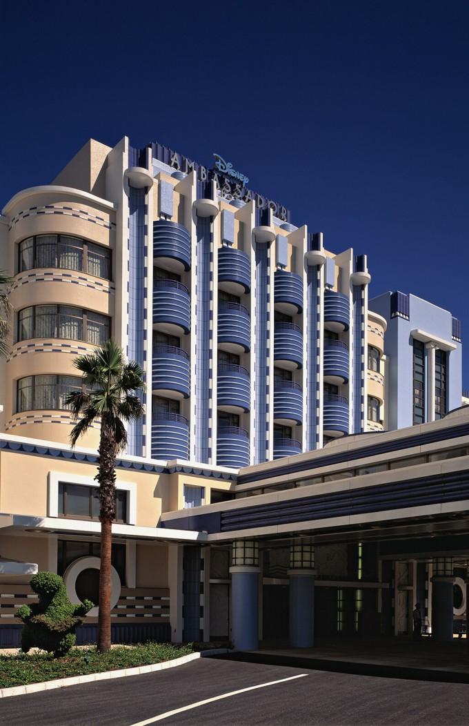Disney Ambassador Hotel
