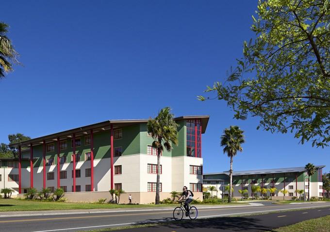 Barnett Residential Life Center